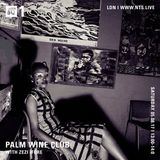 Palm Wine Club - 5th August 2017