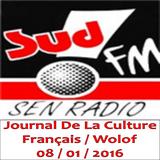 Sud FM Sen Radio - Journal de la Culture - Français / Wolof - 04/01/2016