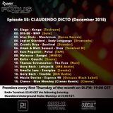 Rydel presents FOCUS 55 - CLAUDENDO DICTA (December 2018)