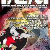 DJ Hero - Live at L.E.D., Lumonics, Denver, CO, 11.17.12