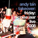 Nicolas Jaar Live 2008