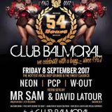 Mr Sam @ 54 Years Balmoral 08-09-2017