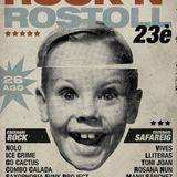 Rock 'n' Rostoll - 2017 (lliteras deejay set)