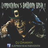 Dj Damian - Leprechaun B-Day Bash -  (Pre Mix)
