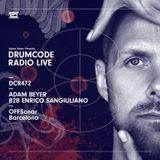 DCR472 – Drumcode Radio Live - Adam Beyer B2B Enrico Sangiuliano live from OFFSonar, Barcelona