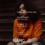 NANG Selection w/ Ralph Hardy, Paige Lihya & Renz - 24th Aug 2017