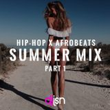 THE OFFICIAL URBAN SUMMER MIX - PART 1 (DJ JSN)