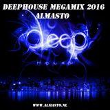 Deephouse Megamix 2016