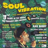 The Ras Digby at the controls - Soul Vibration Brussels April 2016 - Part One