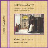 Omelia (Gv 12,1-11) - Lunedì della Settimana Santa - Anno A (5m13s)