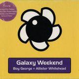 Galaxy Weekend - Ministry Of Sound - Boy George - CD1