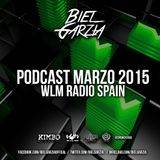 1 Hora con Biel Garzia Free Session - MARZO 2015 WLM  RADIO SPAIN