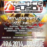 Ferry Tayle & Manuel Le Saux @ Power Of Elements, Trancefusion, Industrial Palace Prague, Czech Repu