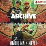 Archive live on Bush Radio (Hosted by Mr Meyer) - 15th July 2016