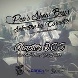 Chapter 033_Pep's Show Boys Selection special live guitar's Sebastian Röser by Essentia at Crack FM