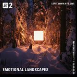 Emotional Landscapes - 30th January 2017