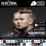 Electrik Playground 9/4/16 inc. Showtek Guest Session