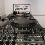 Toby Musicology-www.pointblank.fm  12 06 2016