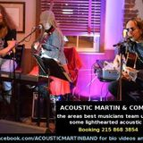 Acoustic Martin & Company Interview 05-15-2017