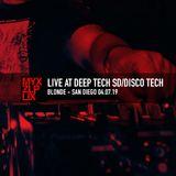 Live at DeepTechSD_04.07.19