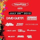 Sunrise Festival 2012 (28.07.) Flashback