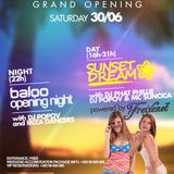 Contest mix Baloo beach club