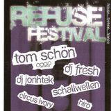 Jonhtek live REFUSE FESTVAL, Germany 28.05.2011 PT 1