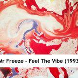 Mr Freeze - Feel The Vibe, Side B (1993) Progressive  / Uplifting House / Uplifting Hardcore mix