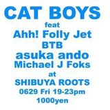 "Live Miix @ CATBOYS ""Kansyo-kai"" Shibuya Roots, on June 29, 2018"