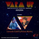 WARM UP Cultura FM 99,3