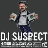 45 Live Radio Show pt. 97 with guest DJ SUSPECT