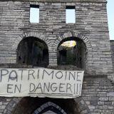 LE PONT DES TROUS TOURNAI - LUDOVIC NYS - REPORTAGE RADIO UYLENSPIEGEL