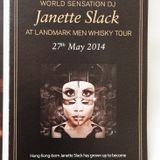 Janette Slack - Landmark Whiskey Tour - SCMP - 1st Hour