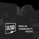 Shlomp - Berlin Community Radio 03 - D Double E & Skilliam
