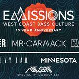 N.O.X. EMISSIONS BASS MUSIC FESTIVAL SUNRISE SET