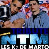 """LES K7 DE MARTO"" Vol.14 TRIBUTE SUPREME NTM"
