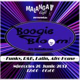 Jey Indahouse meets Boogie Bloom! @ Malanga Café Ibiza, 20 June 2017