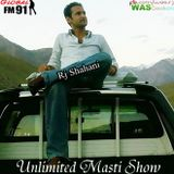 "Unlimited Masti show  with Rj shahani on ""Self Transformation"" Must Listen & Share"