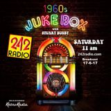 STUART BUSBY'S 60'S JUKEBOX - Show 3 - First show for 242 Radio - 17-6-17
