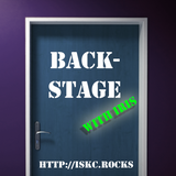 Backstage with Iris! Interview with Robin Wylie (7sleepers)!