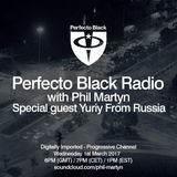 Perfecto Black Radio 029 - Yuriy From Russia Guest Mix  (2017)