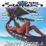 Sunset dreams ( tech latin house drum ) live 22.01.18