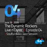 LIVE n'DYREC Radio Show – Episode #04 – Soulful and Nu-Jazz Session