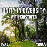 Kristofer - Unity in Diversity 487 @ Radio DEEA (12-05-2018)