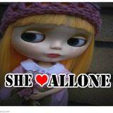 SHE_LOVE_ALLONE