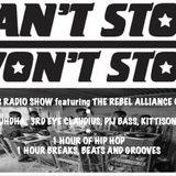 CSWS RADIO SHOW www.roguefm.com ft Rebel Alliance April 2014 PT 1 Hip Hop Selection