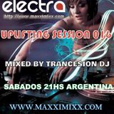 Uplifting Session #016 Mixed By Trancesion Dj