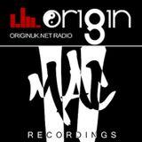 Trex & Quest Live on Origin FM London 09.02.16