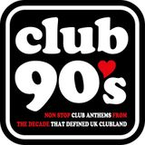 CLUB 90's - mixed by STREETLIFE DJs
