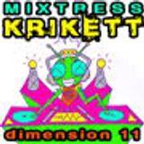 mixtresskrikett - dimension 11 - harddance